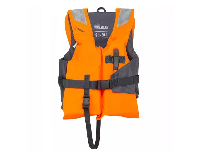 迪卡農浮潛救生衣