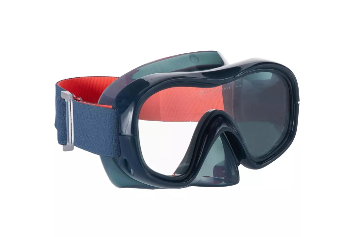 迪卡農浮潛面鏡
