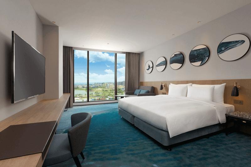 COZZI Blu 和逸飯店